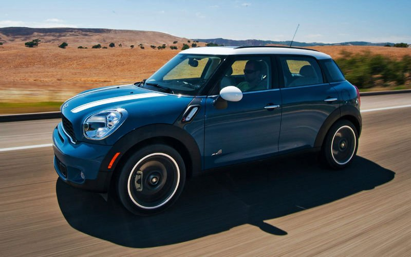 2016 Mini Countryman Concept