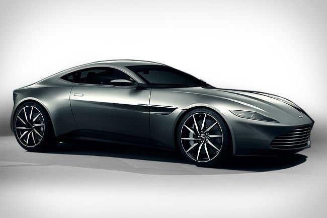 2016 Aston Martin DB10 Black