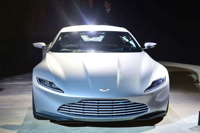 2016 Aston Martin DB10 Facelift