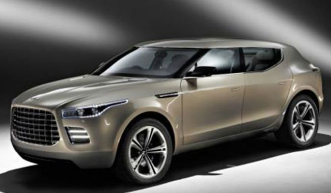 2016 aston martin lagonda suv. Black Bedroom Furniture Sets. Home Design Ideas