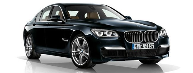 2016 BMW 7 Series Sport