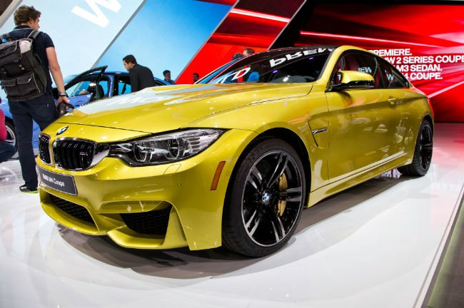 2016 BMW M4 Coupe Concept