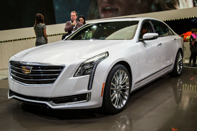 2016 Cadillac CT6 XTS Coupe