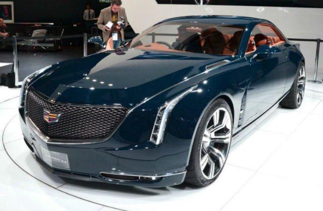 2016 Cadillac Eldorado