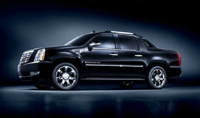 2016 cadillac escalade ext truck. Black Bedroom Furniture Sets. Home Design Ideas
