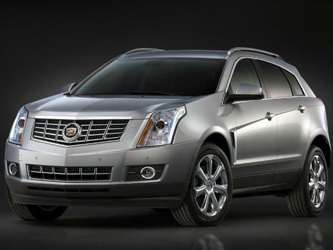 2016 Cadillac SRX Concept