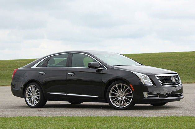 2016 Cadillac XTS Concept