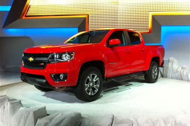 2016 Chevrolet Colorado z71 Diesel