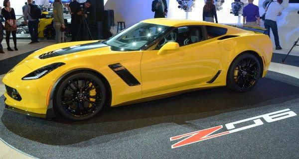 2016 Chevrolet Corvette GTOPCARS