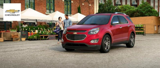 2016 Chevrolet Equinox Wallpaper