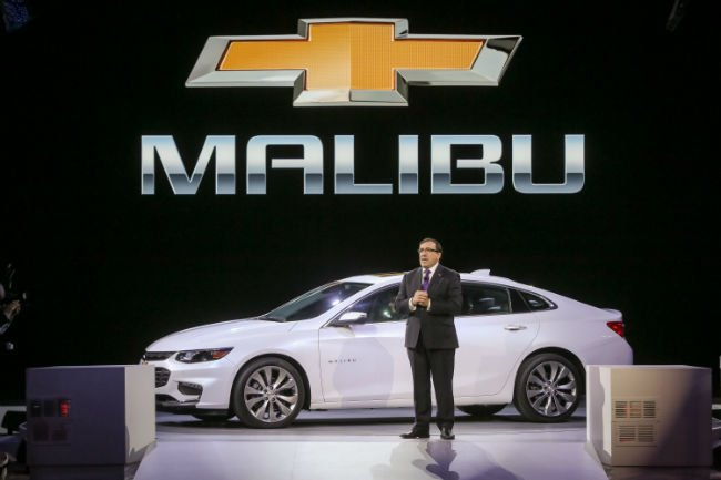 2016 Chevrolet Malibu New York