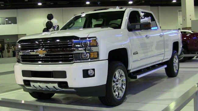 2016 Chevrolet Silverado 1500 Diesel
