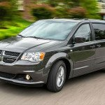 2016 Dodge Caravan (Black Color)
