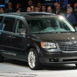 2016 Dodge Caravan Electric Vehicle