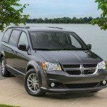 2016 Dodge Caravan Wallpaper
