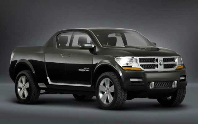 2016 Dodge Dakota Concept