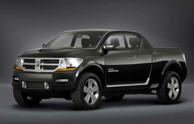 2016 Dodge Dakota Truck