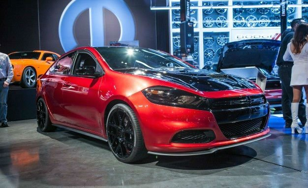 2016 Dodge Dart SRT AWD Turbo Model