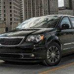 2016 Dodge Grand Caravan Black