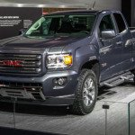 2016 GMC Canyon Denali