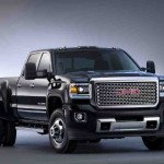 2016 GMC Canyon Denali 3500HD