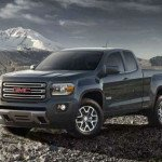 2016 GMC Canyon Diesel Manual Transmission