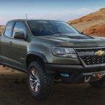 2016 GMC Canyon Diesel ZR2