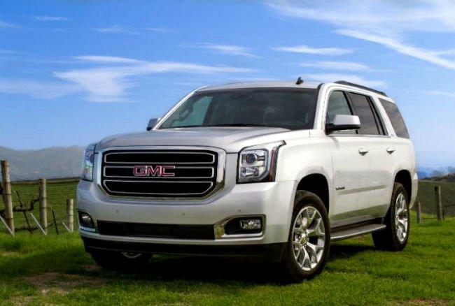 2020 Gmc Yukon >> 2016 GMC Yukon Diesel