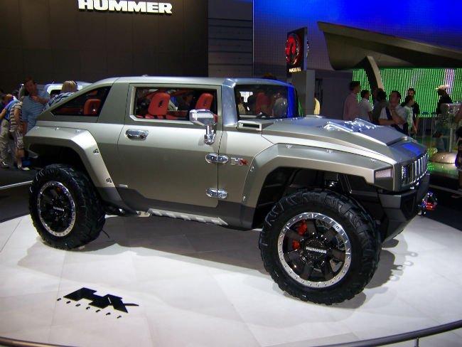 2016 Hummer H1 Model