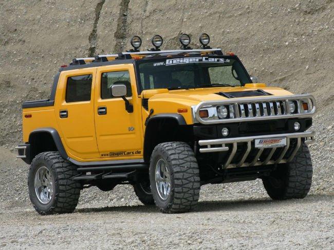 2016 Hummer H2 Off-Road