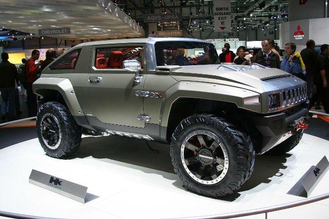 2016 Hummer HX | GTOPCARS.COM