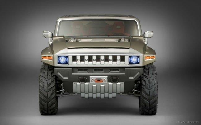 2016 Hummer HX Facelift