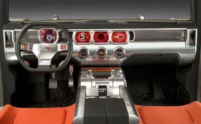 2016 Hummer HX Interior