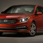 2016 Hyundai Azera (Red)