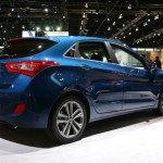 2016 Hyundai Elantra GT Changes