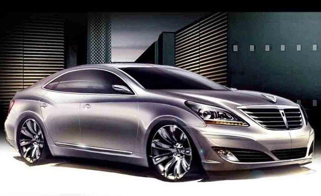 2016 Hyundai Genesis Coupe >> 2016 Hyundai Equus Concept