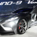 2016 Hyundai Genesis Coupe Concept