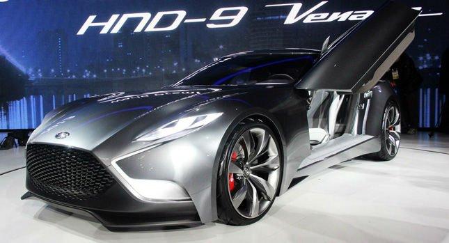 2016 Hyundai Genesis Coupe Awd Concept