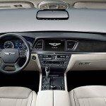 2016 Hyundai Genesis Interior