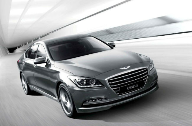 2016 hyundai genesis sedan changes. Black Bedroom Furniture Sets. Home Design Ideas