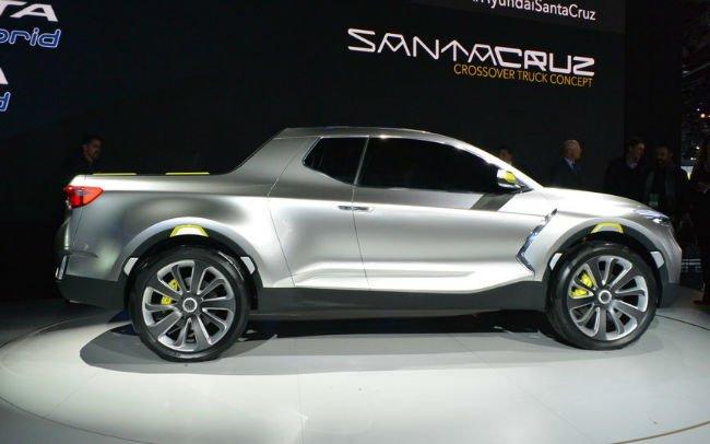 2016 Hyundai Santa Cruz Car