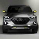 2016 Hyundai Santa Cruz Facelift