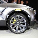2016 Hyundai Santa Cruz Wheels