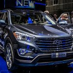 2016 Hyundai Santa Fe Grill