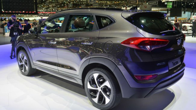 2016 Hyundai Santa Fe Redesign