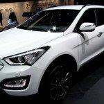 2016 Hyundai Santa Fe Release
