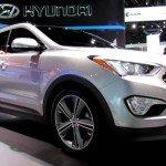 2016 Hyundai Santa Fe Sport Model
