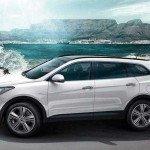 2016 Hyundai Santa Fe Sport Wallpaper