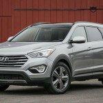 2016 Hyundai Santa Fe Sport Wheels