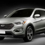 2016 Hyundai Santa Fe changes